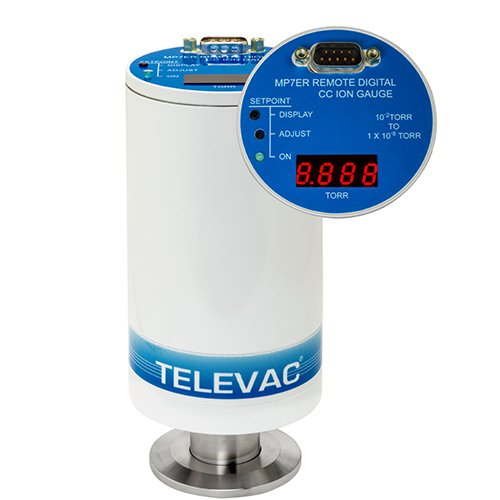 MP7ER Active Cold Cathode Vacuum Gauge