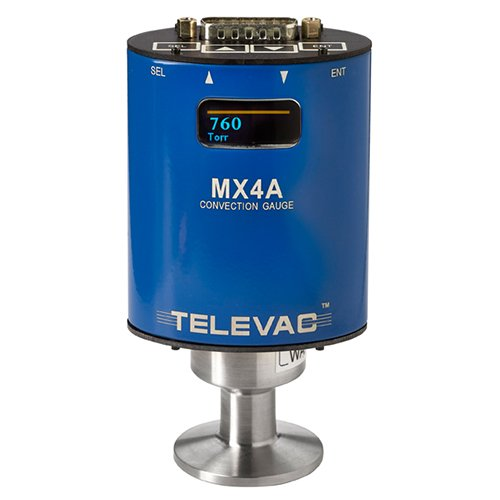 MX4A Convection Active Digital Vacuum Gauge