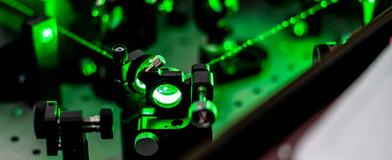 Noble Gas Ion Lasers